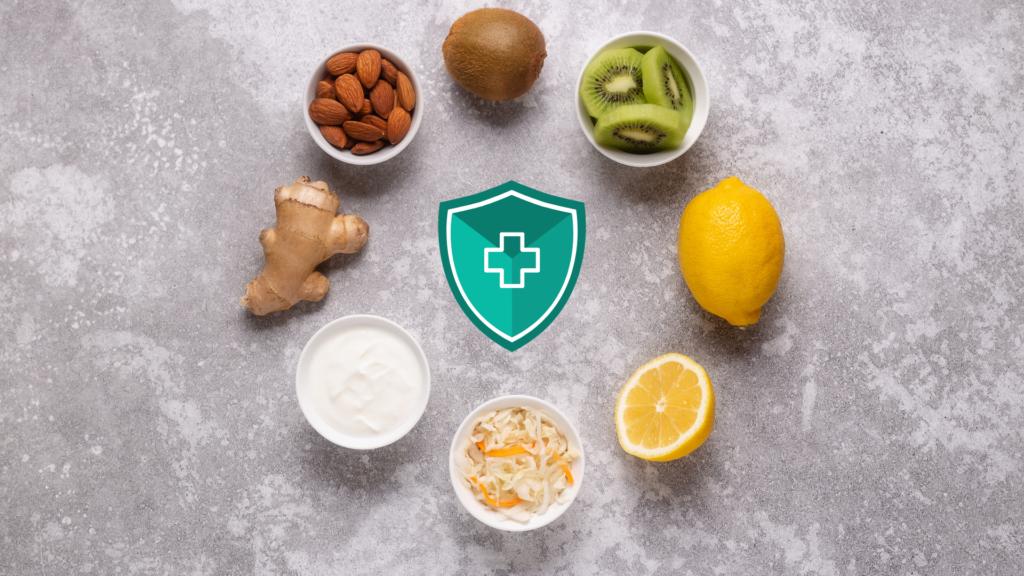 Πώς να ενισχύσω το ανοσοποιητικό μου σύστημα μέσω διατροφής;