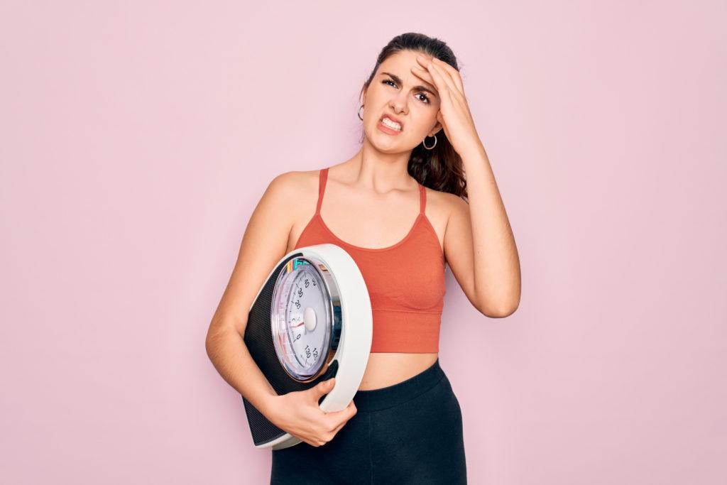 The Plateau effect: Γιατί σταμάτησα να χάνω βάρος.